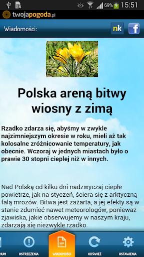 Twoja Pogoda  screenshots 7