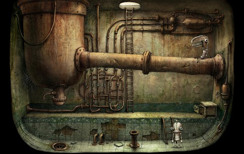 Machinarium Demo App Download For Android and iPhone 6