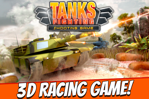 Tanks Fighting Shooting Game