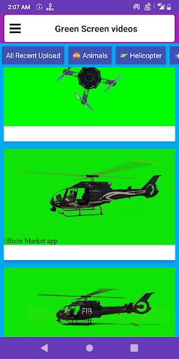 Green Screen - Green screen video screenshots 1