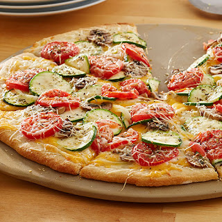 Pampered Chef Vegetable Pizza Recipes.