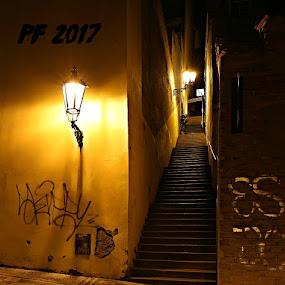 PF 2017 by Drahomír Škubna - City,  Street & Park  Night ( pf, photo@skubna.eu, skubna.eu, czech republic, night prague, pf 2017 )