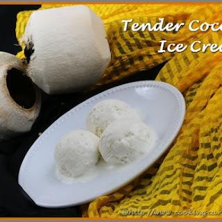 Tender Coconut Ice Cream.