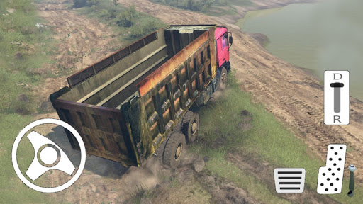 Truck Driver Operation Sand Transporter 1.1 screenshots 12