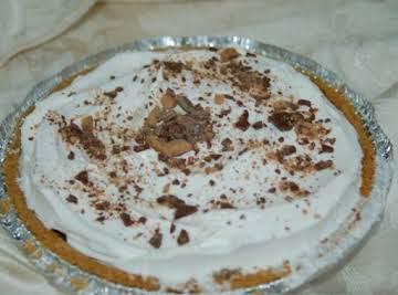 Bachelorette Caramel Pie