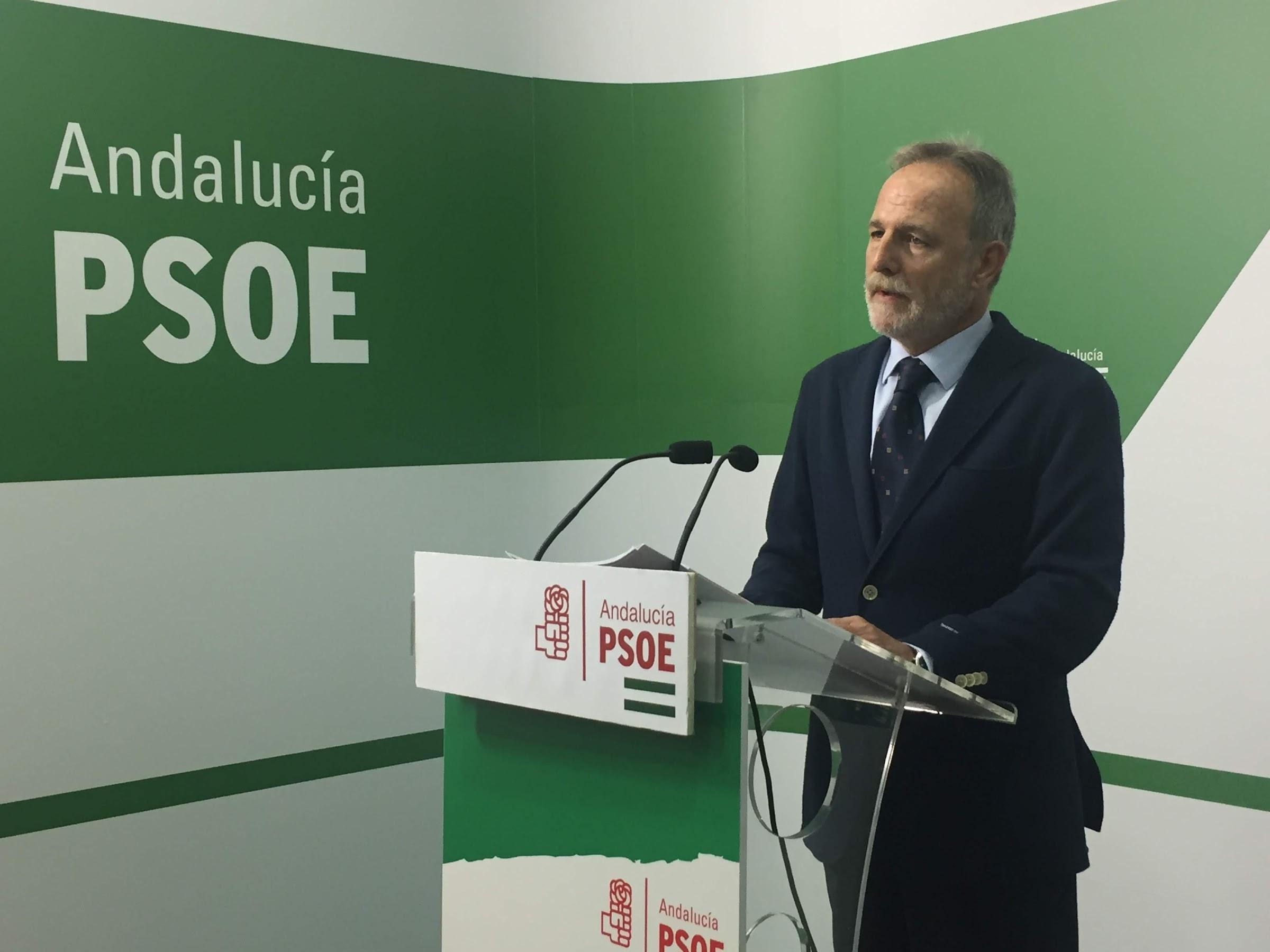 """De la Encina: Los PGE """"pone punto y final a los recortes sociales que la derecha del PP impuso durante siete años"""""""
