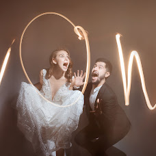 Wedding photographer Anastasiya Steshova (anastasiyaalexey). Photo of 09.01.2019