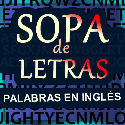 Sopa de letras en Inglés