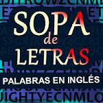 Sopa de letras en Inglés Icon