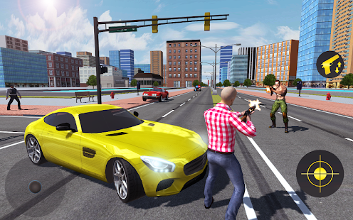 Grand Gangster City 3D- screenshot thumbnail