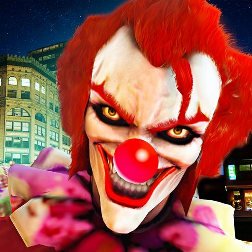 Super Scary Clown 3D: Halloween Horror Night