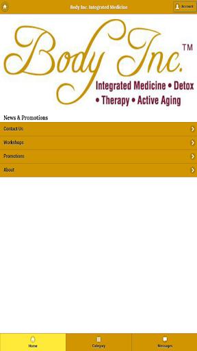Body Inc Integrated Medicine