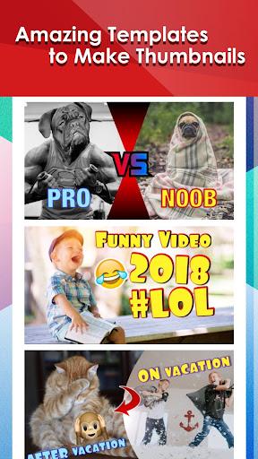 Thumbnail Maker for YT Videos screenshot 7