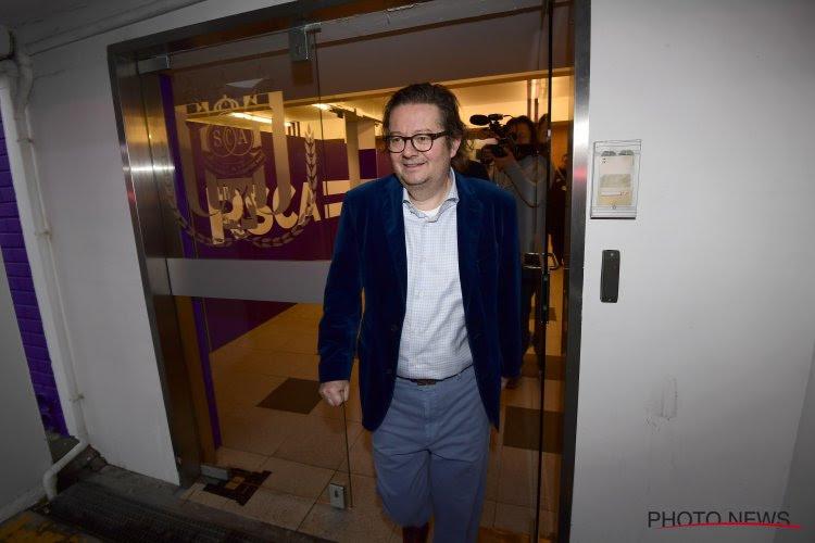 Zware molensteen rond nek nieuwe voorzitter Anderlecht: Coucke riskeert heel zijn fortuin