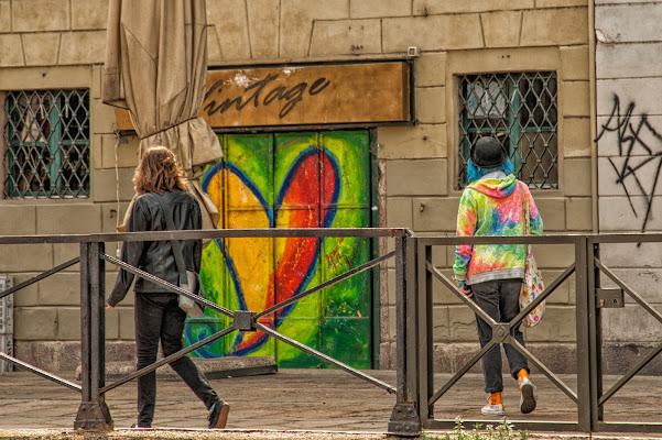 Any Colour You Like di Gian Piero Bacchetta