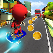 Subway Rush Hoverboard