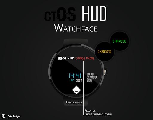 ctOS Watchface