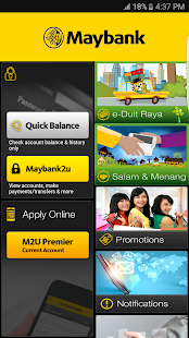 Maybank MY- screenshot thumbnail