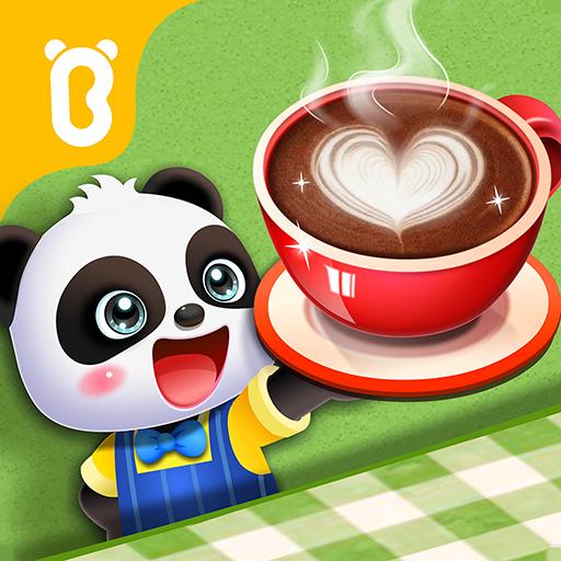 Verão do Bebê Panda: Cafeteria