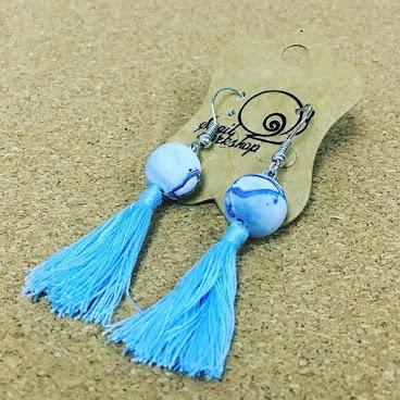 Handmade earing