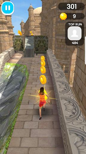 Speed Fast Princess Run screenshot 2