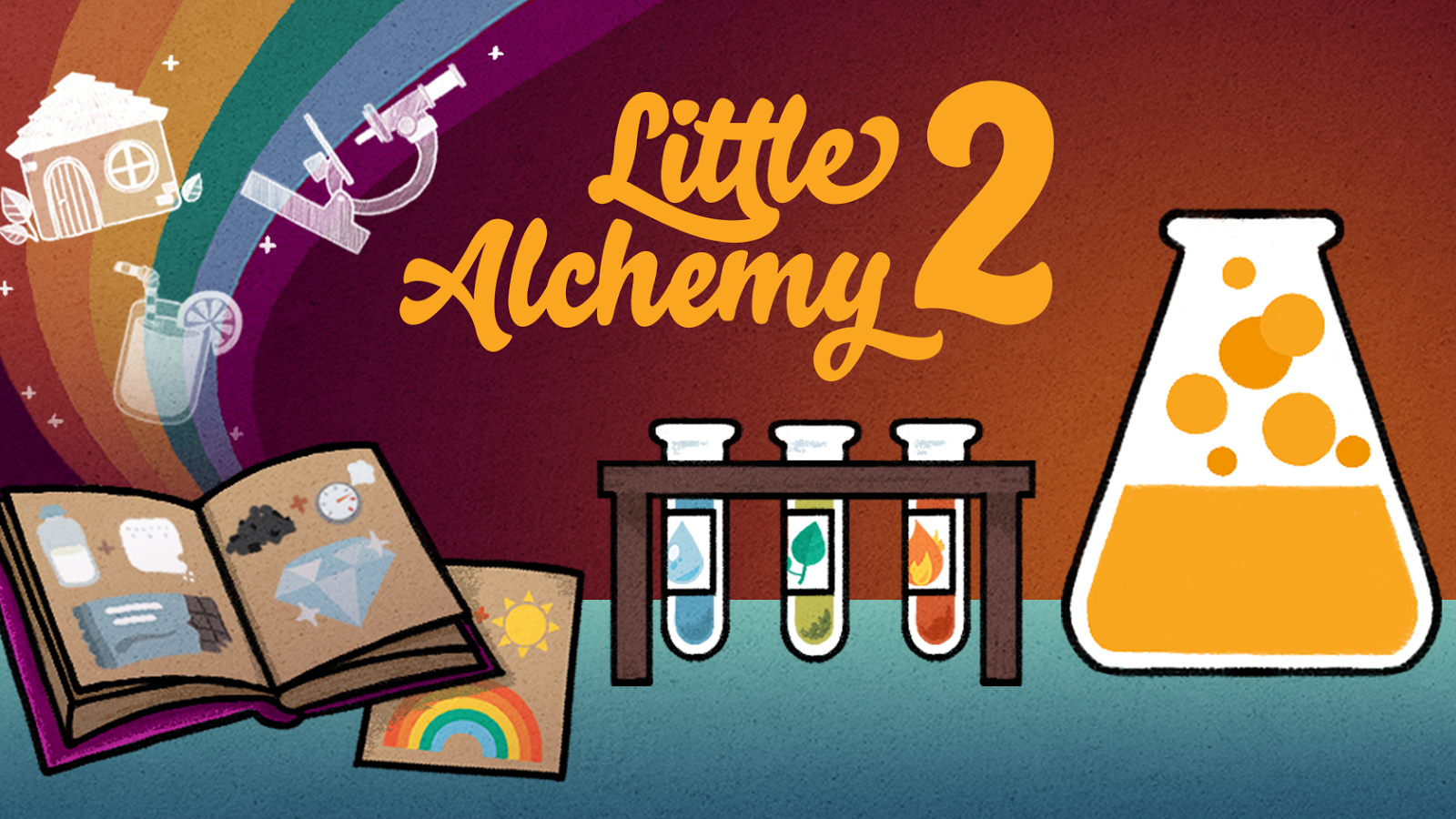 Little Alchemy 2- screenshot