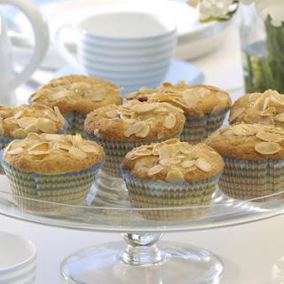 Almond Raspberry Muffins