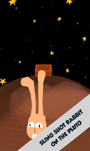 Pluto Rabbit Toss