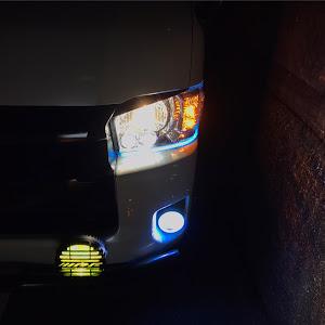 ハイエースワゴン TRH219W のカスタム事例画像 りょうちゃんさんの2020年01月20日13:56の投稿