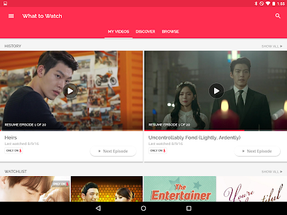 DramaFever - Dramas & Movies Hack for the game