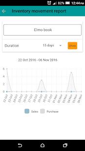 Smart Inventory management - náhled