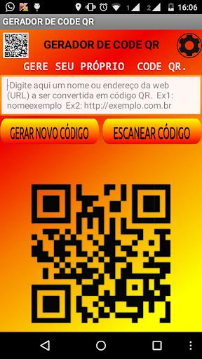 GERADOR DE CODE QR JL