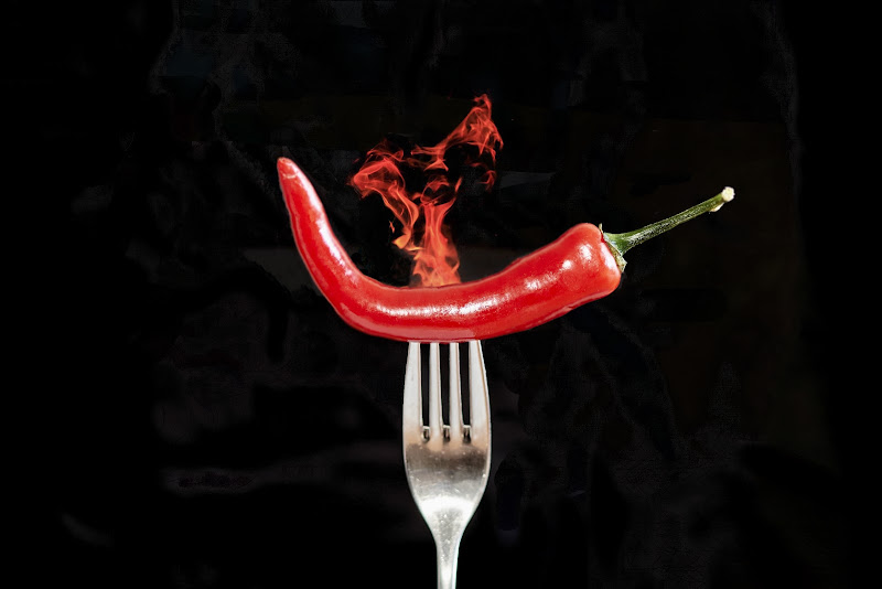 Red Hot Chili Pepper di Pickman