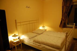 Photo: Tweepersoons slaapkamer (gele kamer 1)