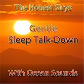 Gentle Sleep Talk-Down (With Ocean Sounds)