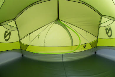 NEMO Dagger 3P Shelter - Green/Gray, 3 -person alternate image 0