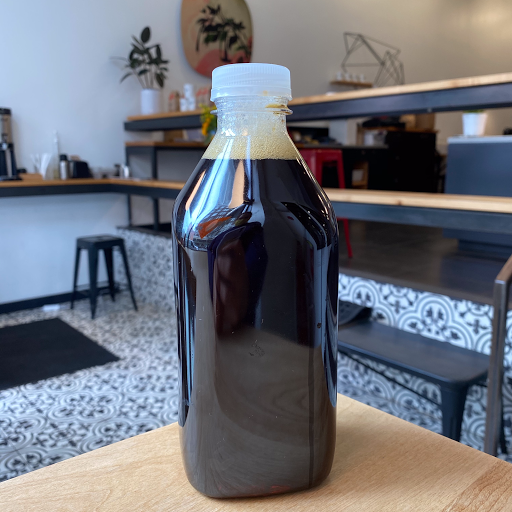 Iced Coffee Bottle