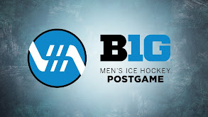 B1G Men's Ice Hockey Postgame thumbnail