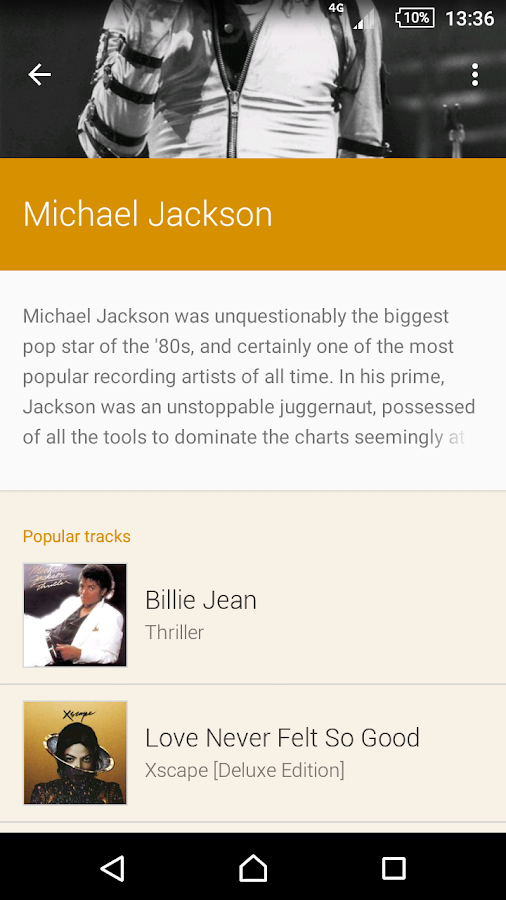 TrackID™ - Music Recognition- screenshot