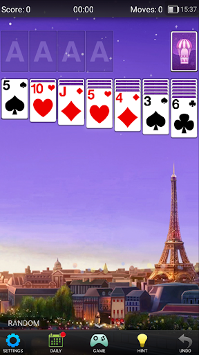 Solitaire!  gameplay | by HackJr.Pw 4