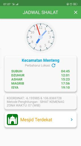KALENDER HIJRIAH - Puasa Sunnah, Jadwal Shalat 1.2.5 screenshots 2