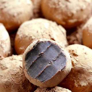 Chocolate Baileys Truffles