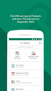 PharmEasy - The Healthcare App แอป (APK) ดาวน์โหลดได้ฟรีสำหรับ Android/PC/Windows screenshot