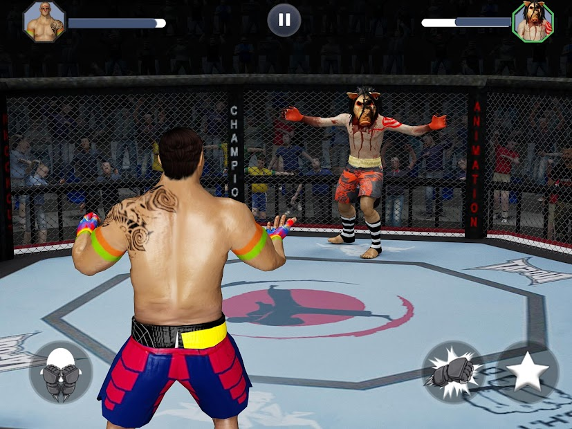 Fighting Manager 2019:Martial Arts Game screenshot 10