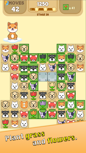 BINGLE - Cute Puppy Puzzle Game  captures d'écran 2