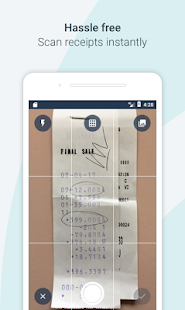Receipts by Wave for business- screenshot thumbnail
