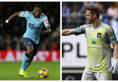 Les ex d'Anderlecht Chancel Mbemba et Matz Sels sont dans une impasse