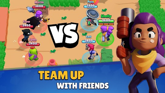 Brawl Stars MOD (Unlimited Money) 2