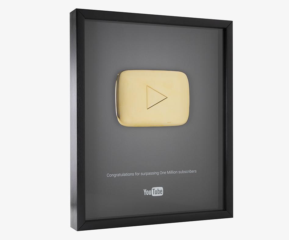 Gold Creator Award