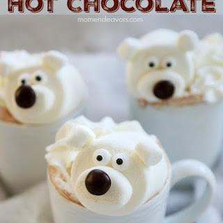 Polar Bear Hot Chocolate.